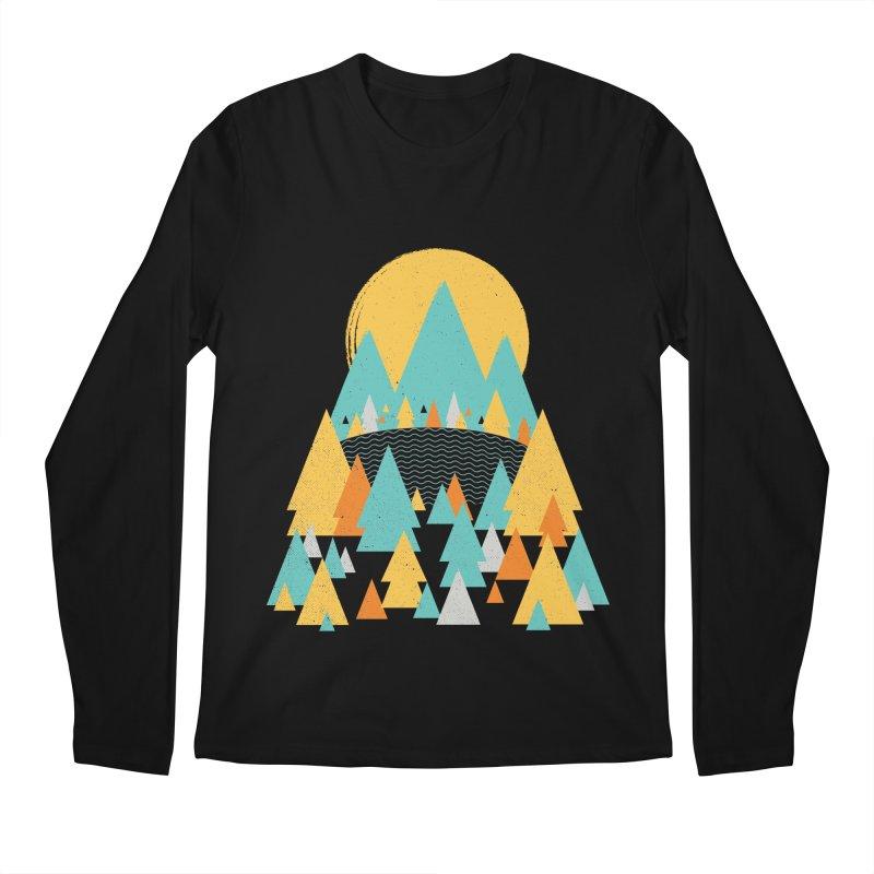 Magicland Men's Regular Longsleeve T-Shirt by Rocket Artist Shop