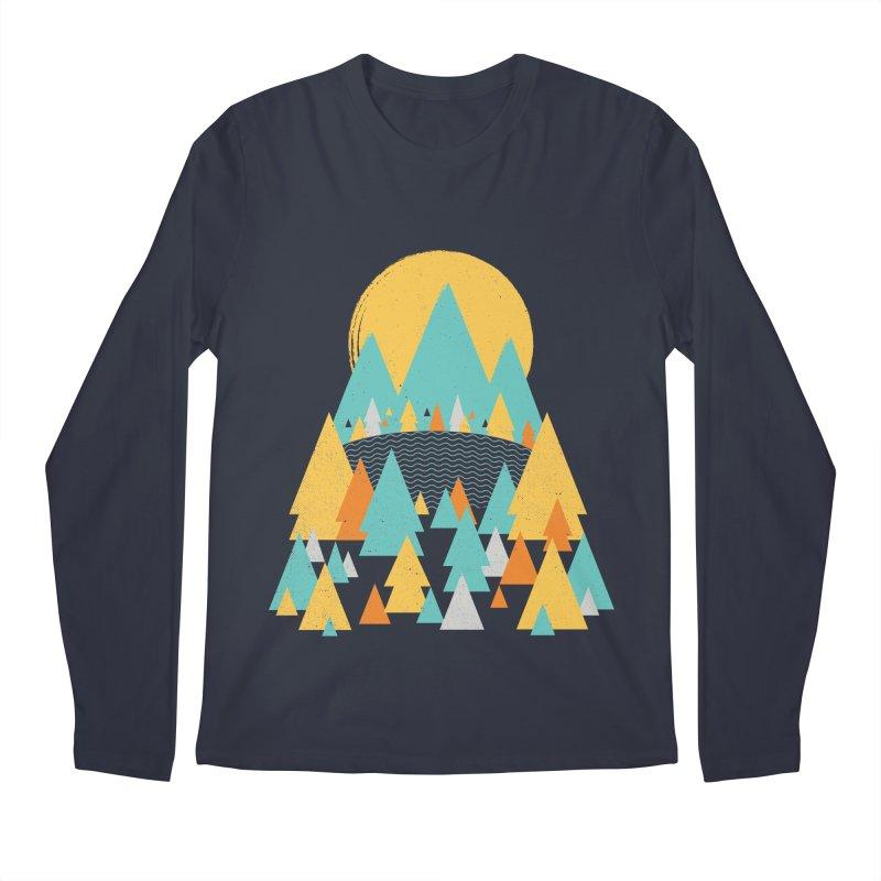 Magicland Men's Longsleeve T-Shirt by Rocket Artist Shop