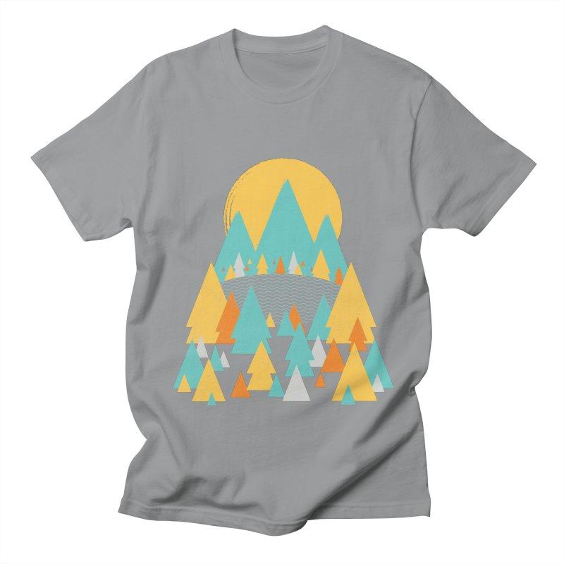 Magicland Men's Regular T-Shirt by Rocket Artist Shop