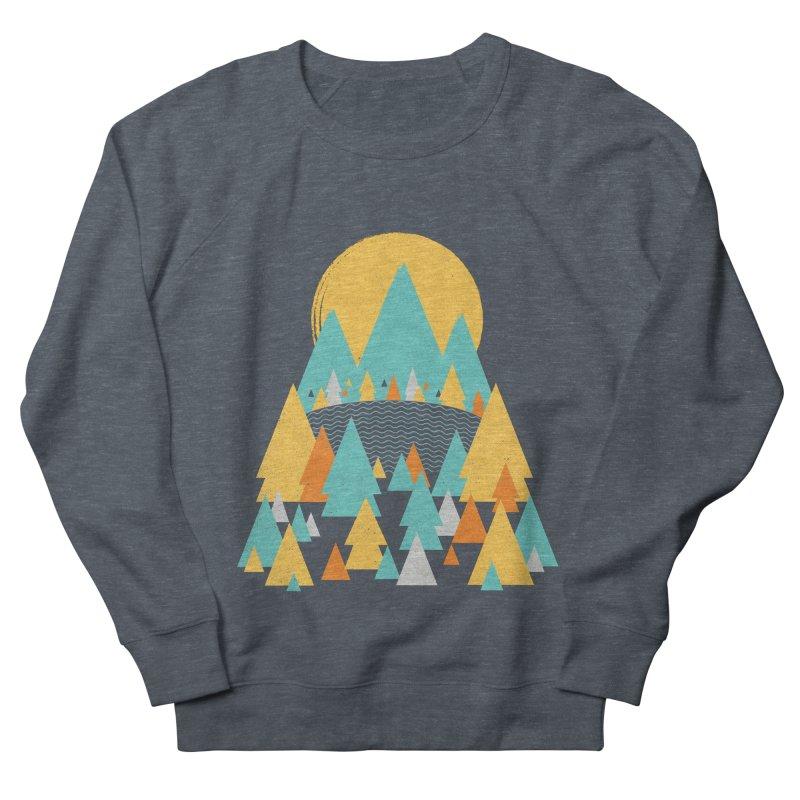 Magicland Men's Sweatshirt by Rocket Artist Shop