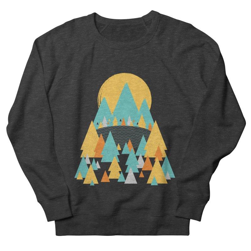 Magicland Men's French Terry Sweatshirt by Rocket Artist Shop