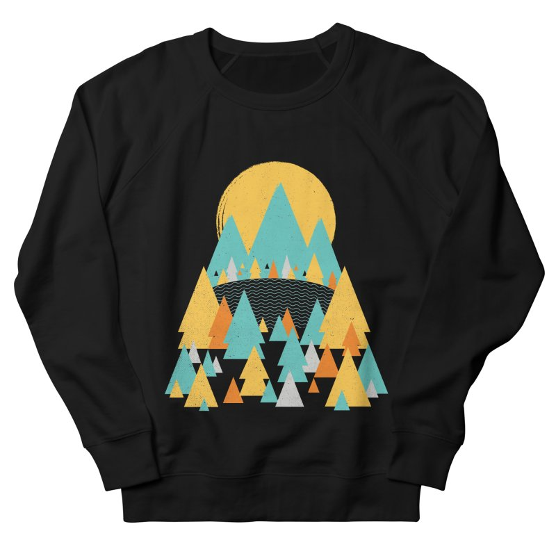 Magicland Men's French Terry Sweatshirt by Rocket Artist Shop