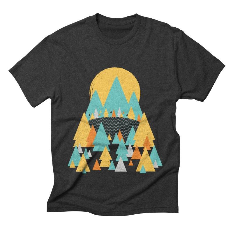 Magicland Men's Triblend T-Shirt by Rocket Artist Shop