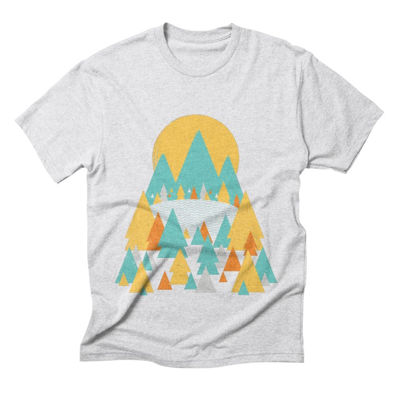 Magicland Men's Triblend T-Shirt by Rocket Artist Shop
