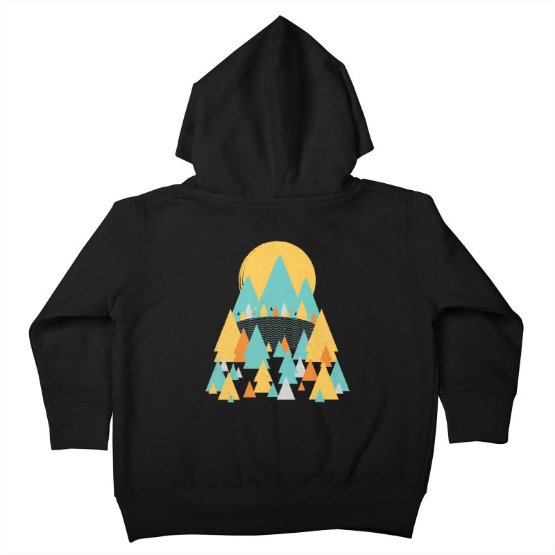 Magicland Kids Toddler Zip-Up Hoody by Rocket Artist Shop