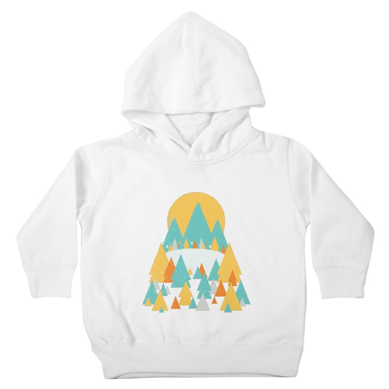 Magicland Kids Toddler Pullover Hoody by Rocket Artist Shop