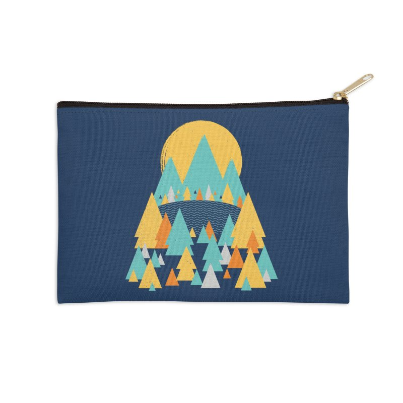 Magicland Accessories Zip Pouch by Rocket Artist Shop
