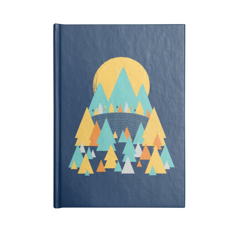 Magicland Accessories Notebook by Rocket Artist Shop