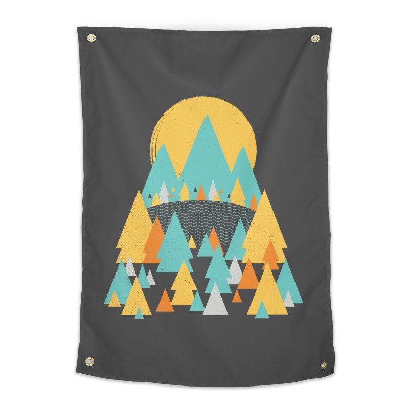 Magicland Home Tapestry by Rocket Artist Shop