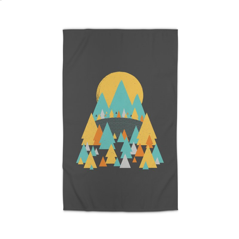 Magicland Home Rug by Rocket Artist Shop