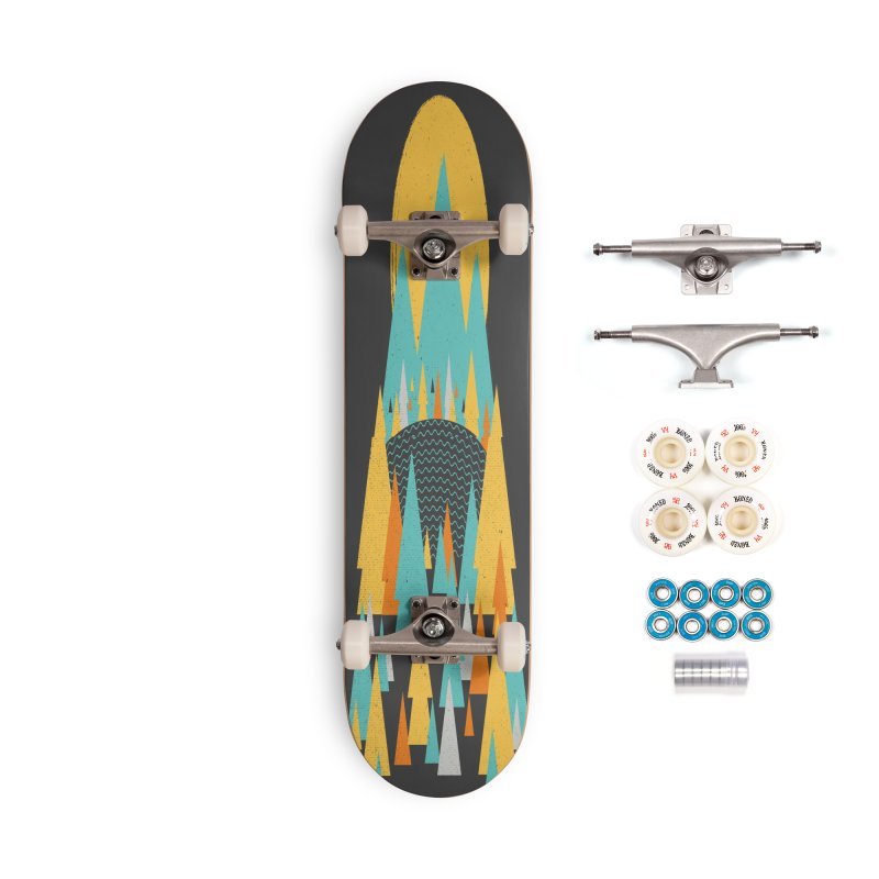 Magicland Accessories Complete - Premium Skateboard by Rocket Artist Shop