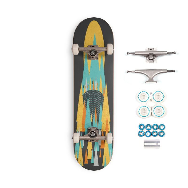 Magicland Accessories Complete - Basic Skateboard by Rocket Artist Shop