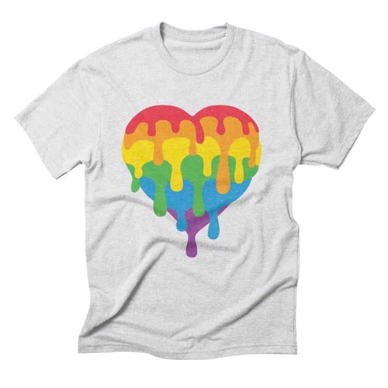 MeltLove Men's T-Shirt by Rocket Artist Shop