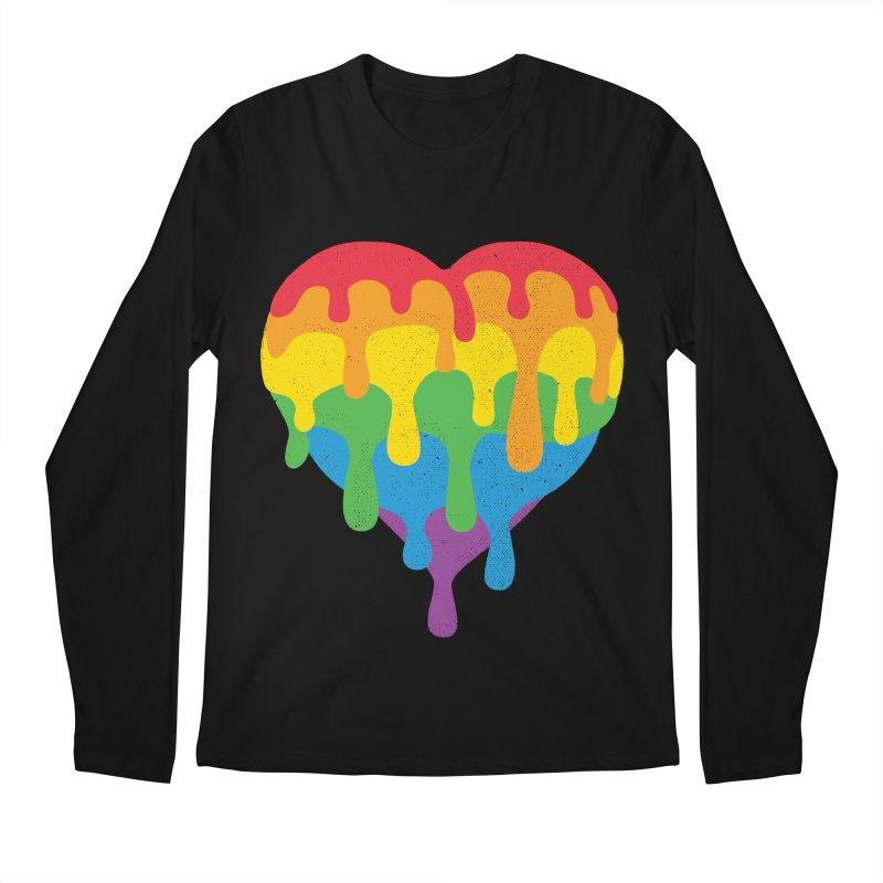 MeltLove Men's Regular Longsleeve T-Shirt by Rocket Artist Shop