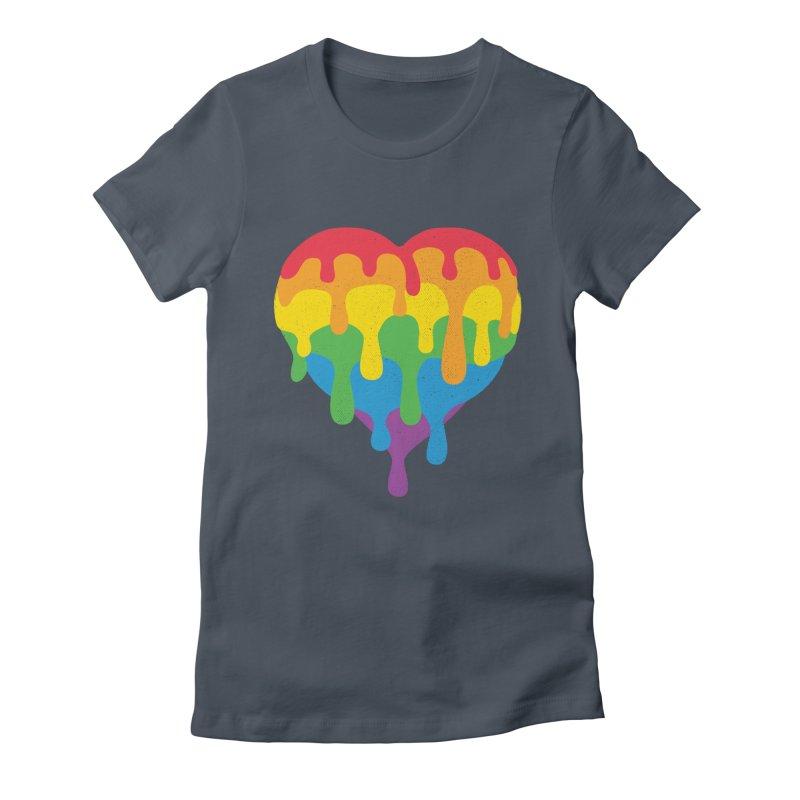 MeltLove Women's T-Shirt by Rocket Artist Shop