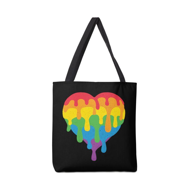 MeltLove Accessories Tote Bag Bag by Rocket Artist Shop