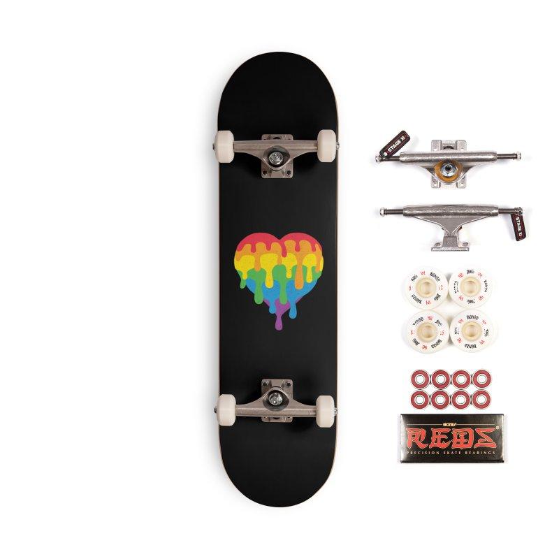 MeltLove Accessories Complete - Pro Skateboard by Rocket Artist Shop