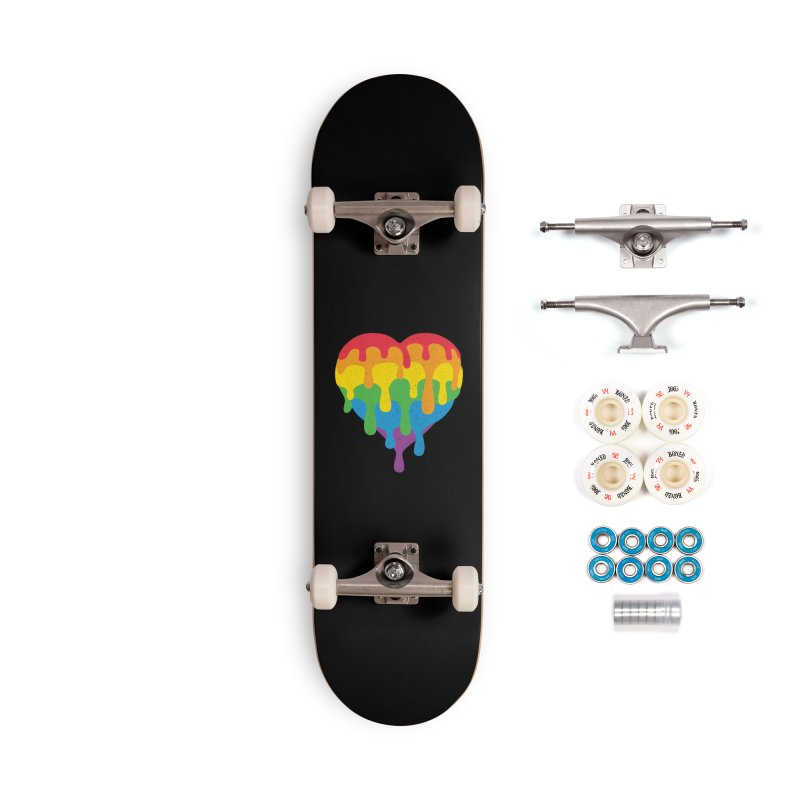 MeltLove Accessories Complete - Premium Skateboard by Rocket Artist Shop