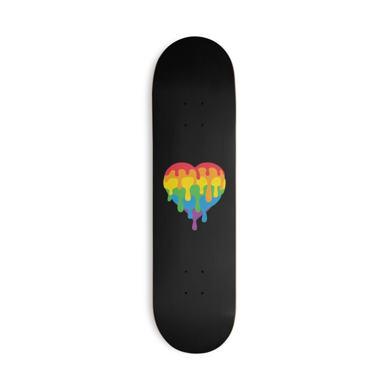 MeltLove Accessories Skateboard by Rocket Artist Shop
