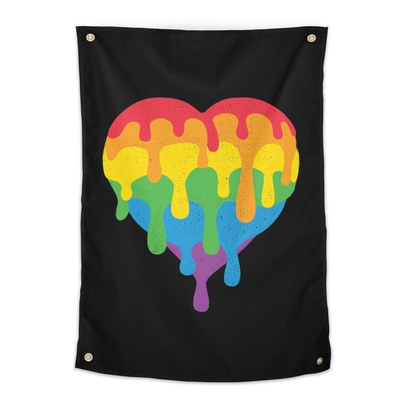 MeltLove Home Tapestry by Rocket Artist Shop