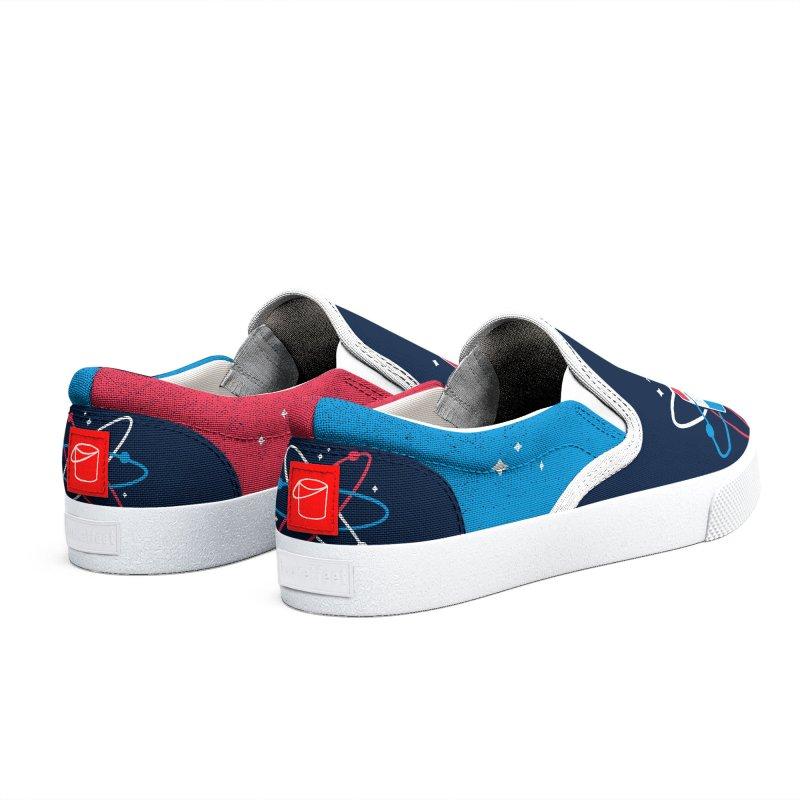 Pop Science Men's Shoes by Rocket Artist Shop