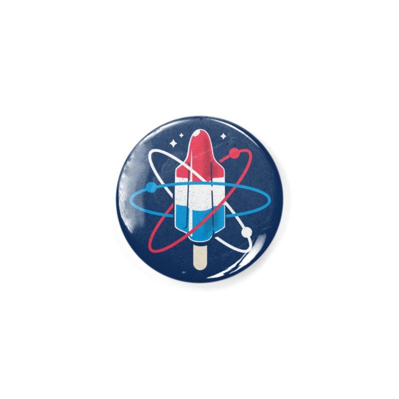 Pop Science Accessories Button by Rocket Artist Shop
