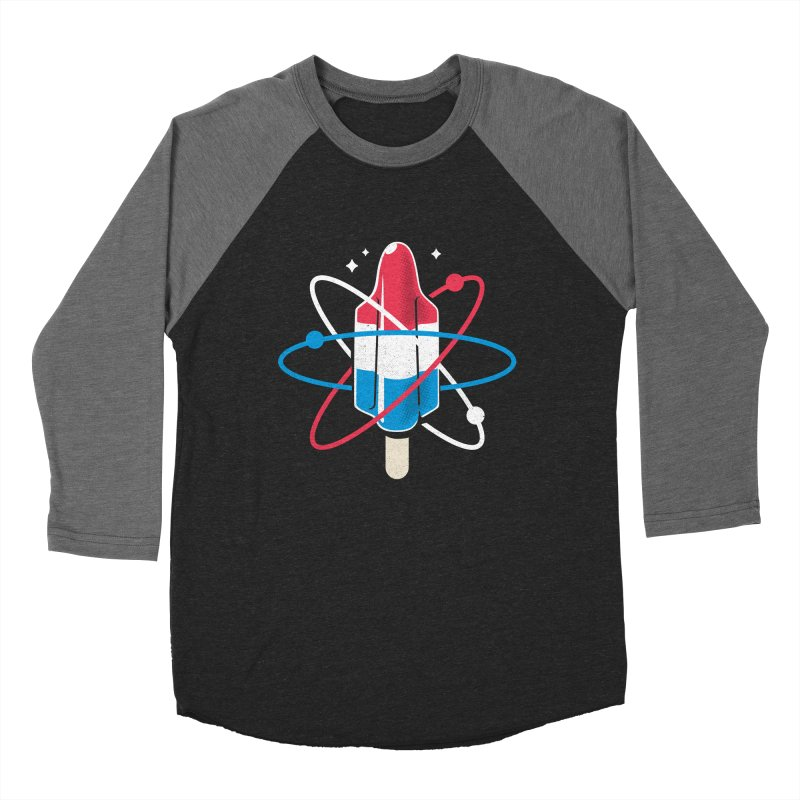 Pop Science Women's Longsleeve T-Shirt by Rocket Artist Shop