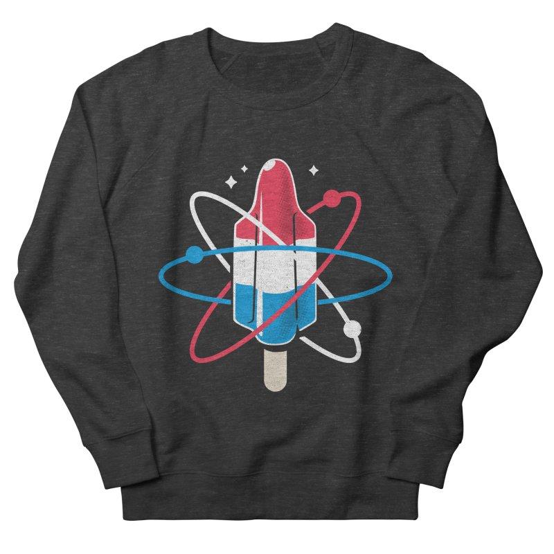 Pop Science Women's French Terry Sweatshirt by Rocket Artist Shop