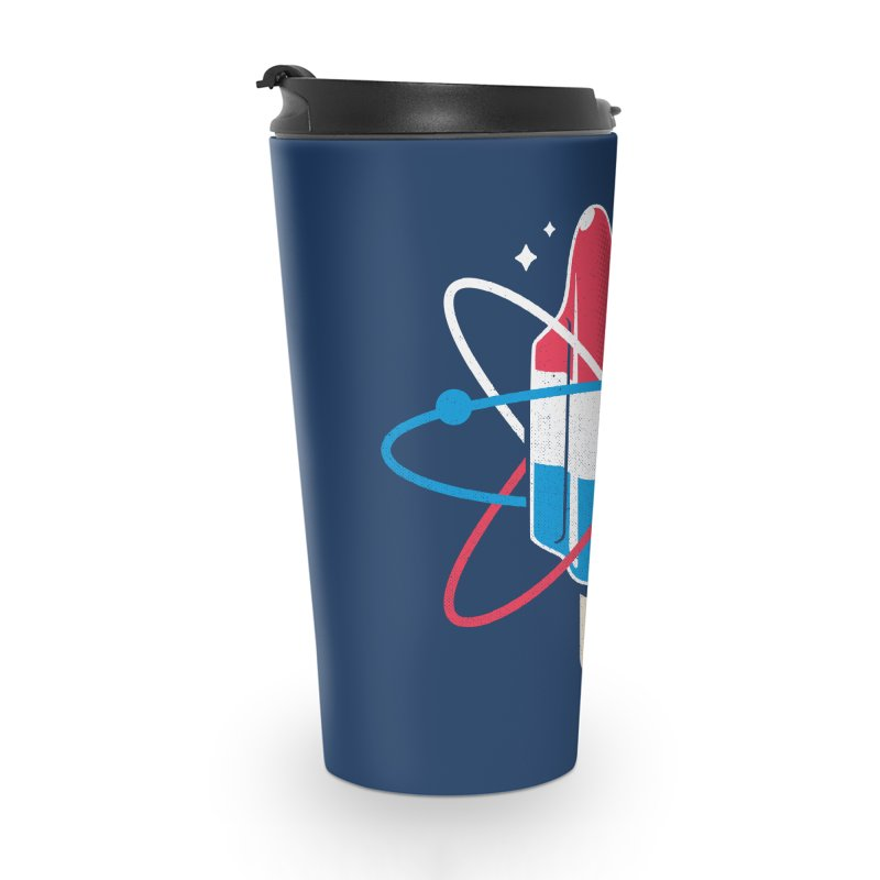 Pop Science Accessories Travel Mug by Rocket Artist Shop