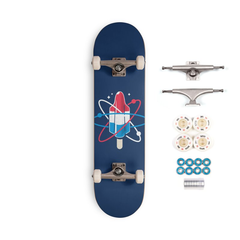 Pop Science Accessories Complete - Premium Skateboard by Rocket Artist Shop