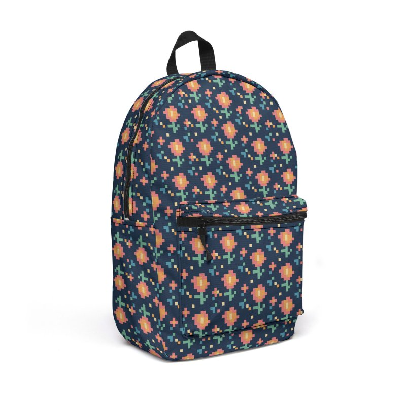 Gardenvaders Accessories Backpack Bag by Rocket Artist Shop