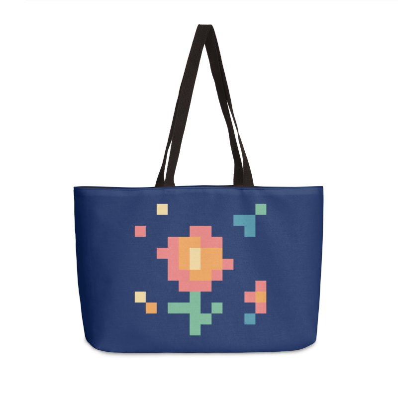 Gardenvaders Accessories Bag by Rocket Artist Shop