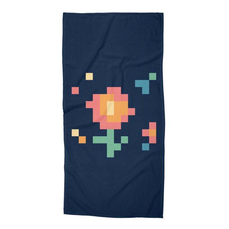 Gardenvaders Accessories Beach Towel by Rocket Artist Shop