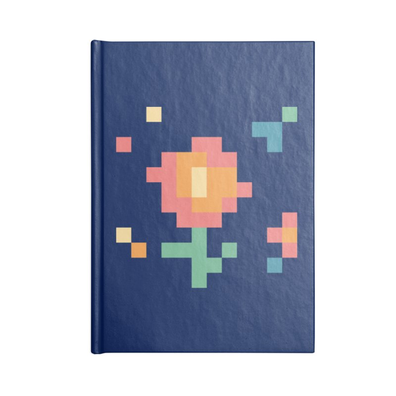 Gardenvaders Accessories Lined Journal Notebook by Rocket Artist Shop