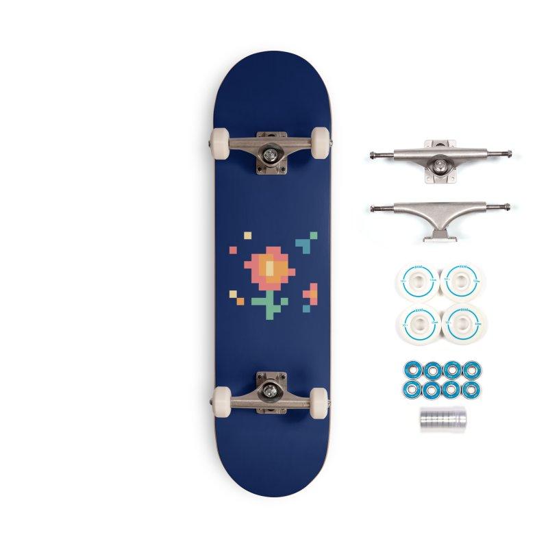 Gardenvaders Accessories Complete - Basic Skateboard by Rocket Artist Shop