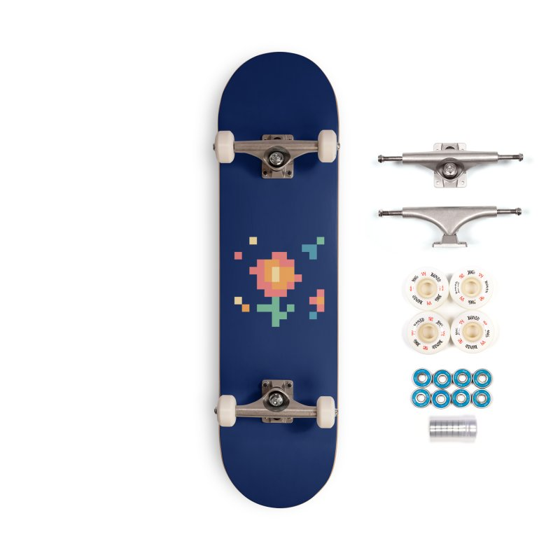 Gardenvaders Accessories Complete - Premium Skateboard by Rocket Artist Shop