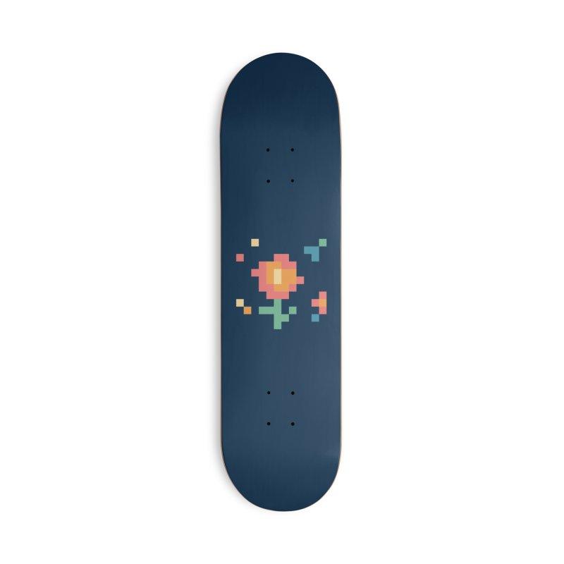 Gardenvaders Accessories Skateboard by Rocket Artist Shop