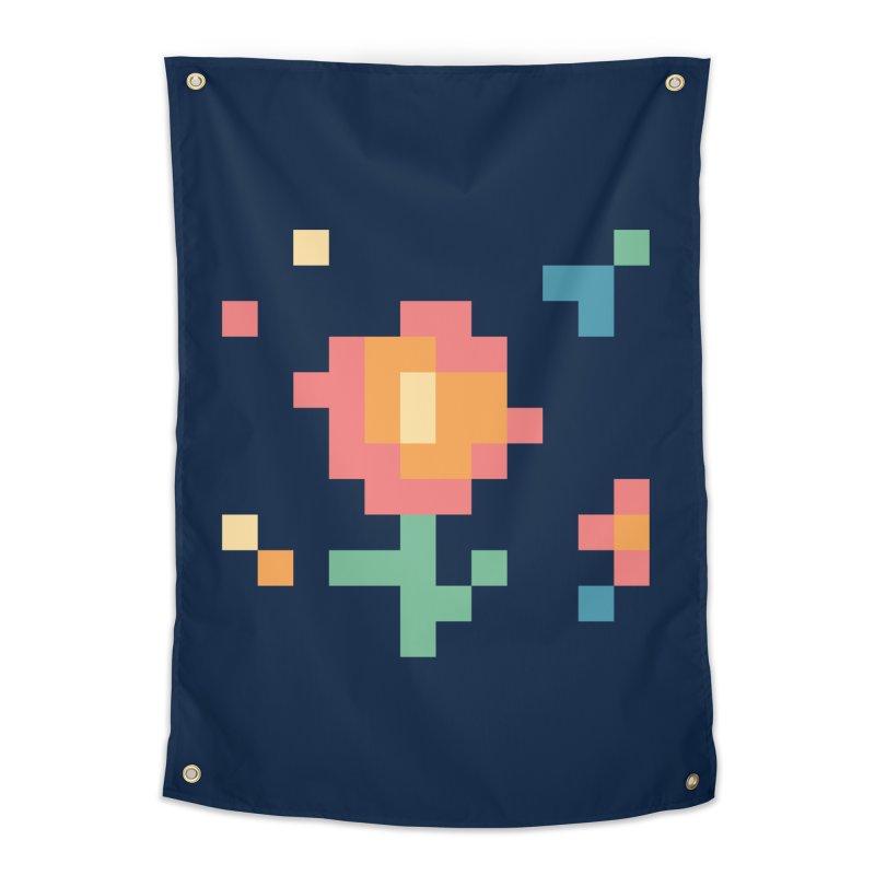 Gardenvaders Home Tapestry by Rocket Artist Shop