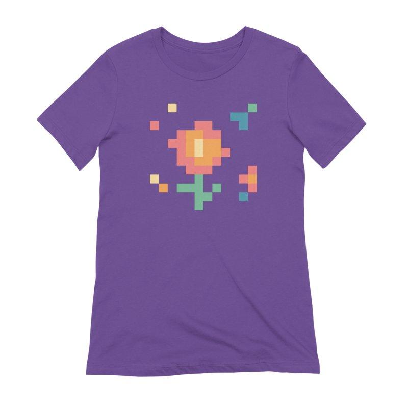 Gardenvaders Women's Extra Soft T-Shirt by Rocket Artist Shop