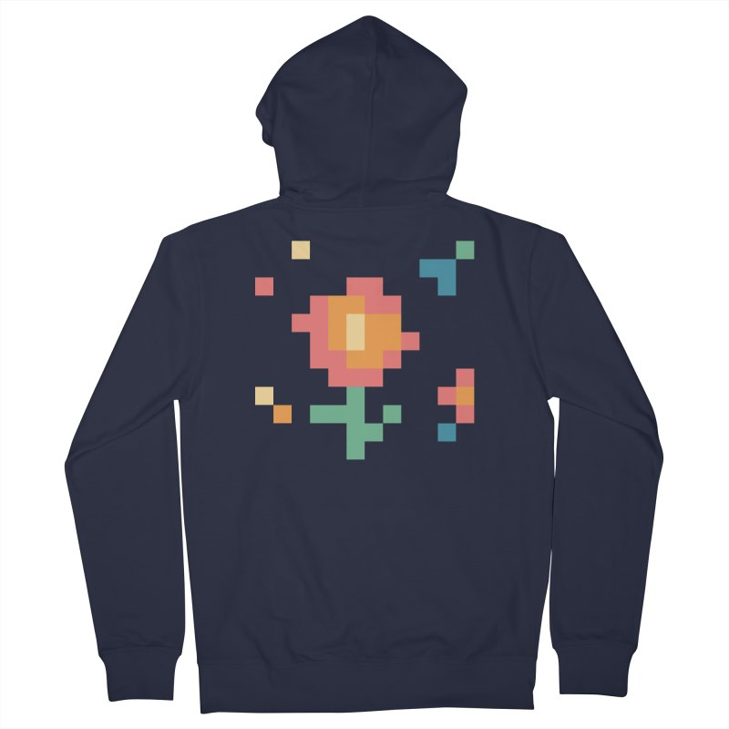 Gardenvaders Women's French Terry Zip-Up Hoody by Rocket Artist Shop