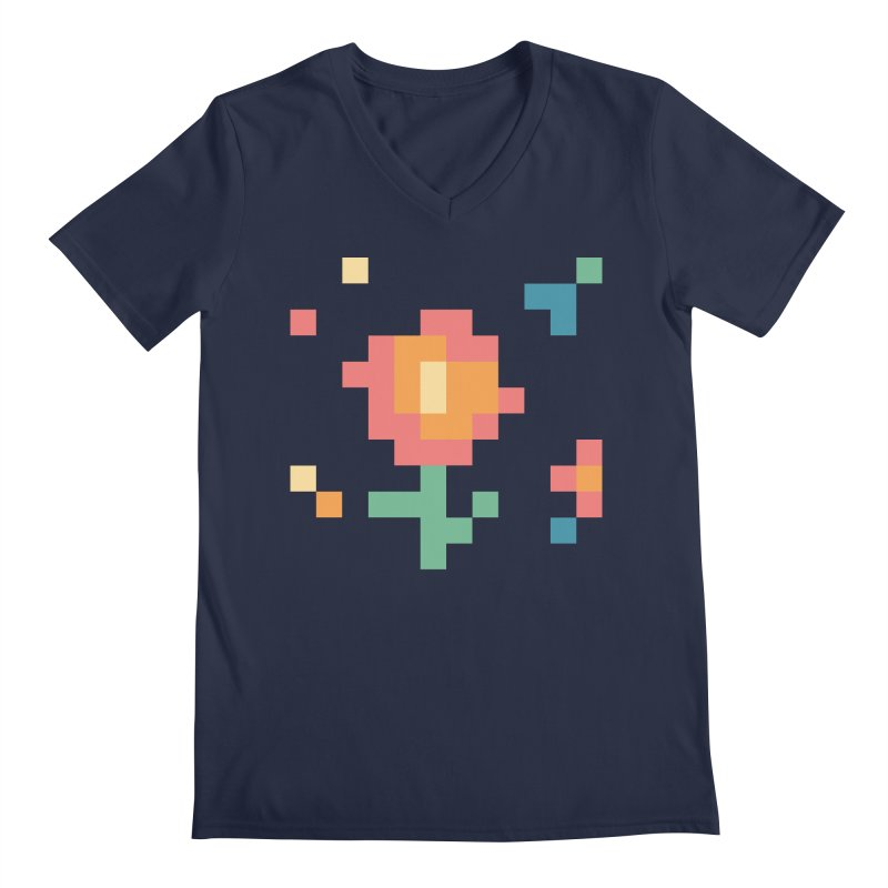 Gardenvaders Men's Regular V-Neck by Rocket Artist Shop