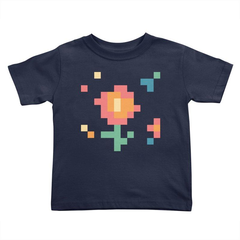 Gardenvaders Kids Toddler T-Shirt by Rocket Artist Shop