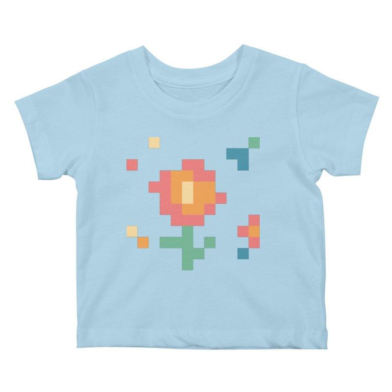 Gardenvaders Kids Baby T-Shirt by Rocket Artist Shop