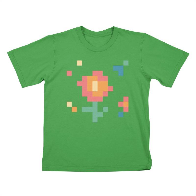 Gardenvaders Kids T-Shirt by Rocket Artist Shop