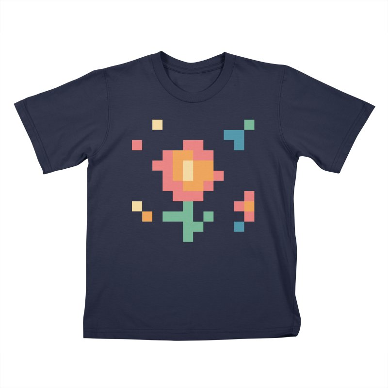 Gardenvaders Kids T-Shirt by Rocket Artist Shop