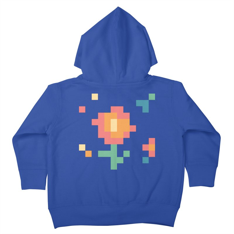 Gardenvaders Kids Toddler Zip-Up Hoody by Rocket Artist Shop