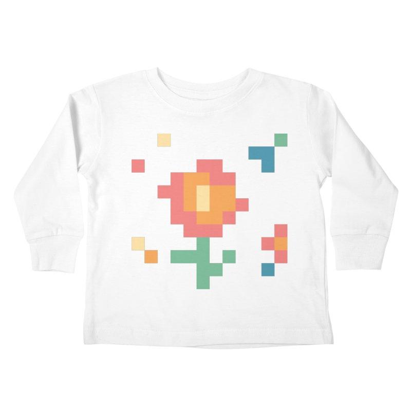 Gardenvaders Kids Toddler Longsleeve T-Shirt by Rocket Artist Shop