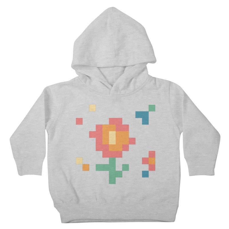Gardenvaders Kids Toddler Pullover Hoody by Rocket Artist Shop