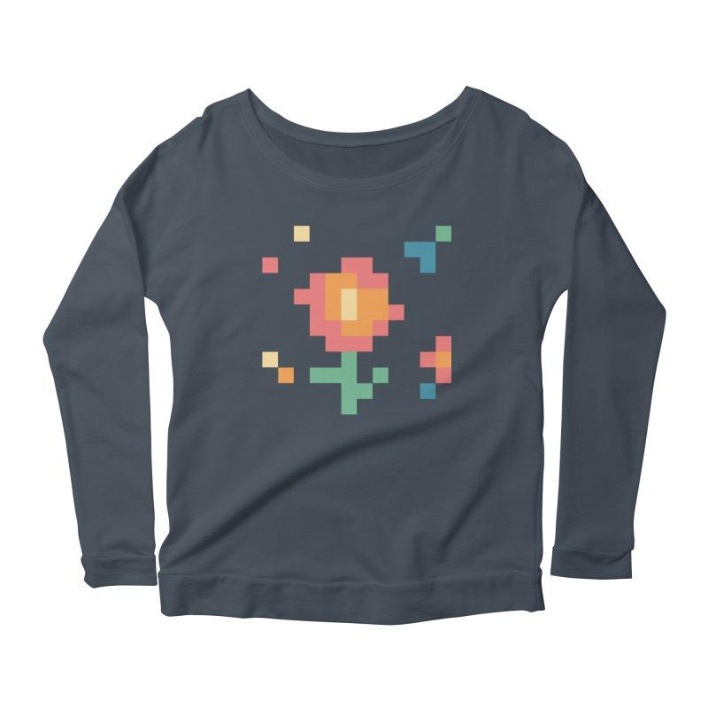 Gardenvaders Women's Scoop Neck Longsleeve T-Shirt by Rocket Artist Shop