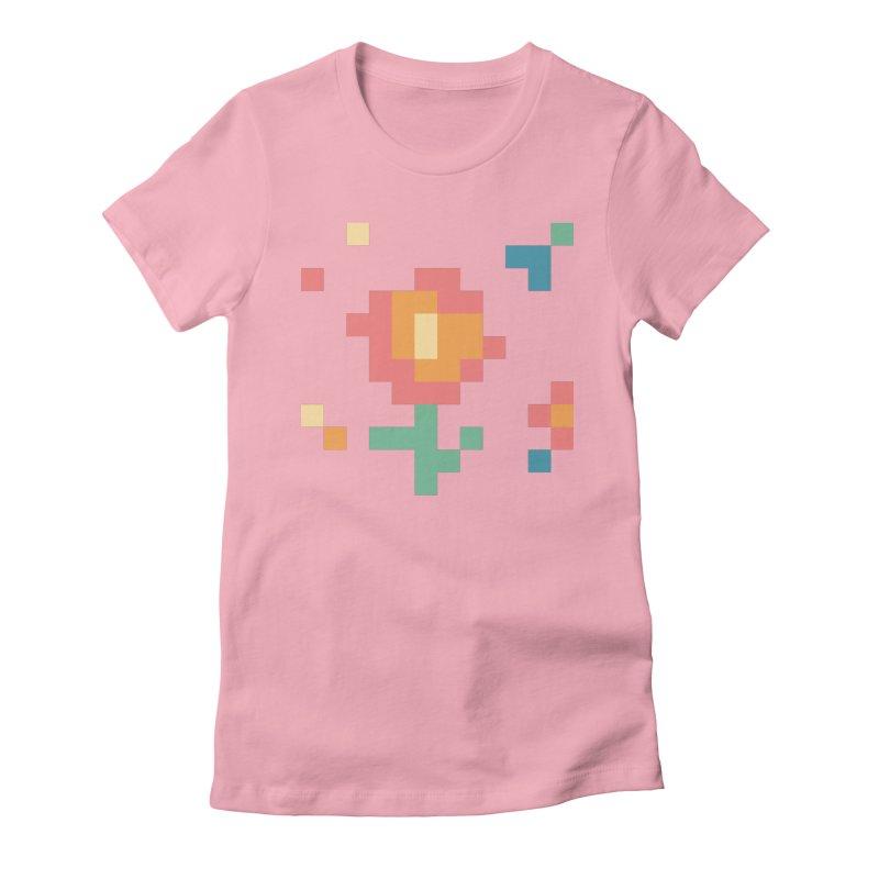 Gardenvaders Women's Fitted T-Shirt by Rocket Artist Shop
